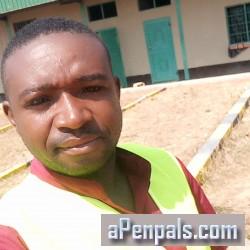 Josech, 19891113, Kitwe, Copperbelt, Zambia